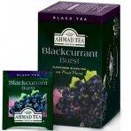Arbata AHMAD ALU FRUIT BLACKCURRANT TEA, 20 vokelių su siūlu po 2 g