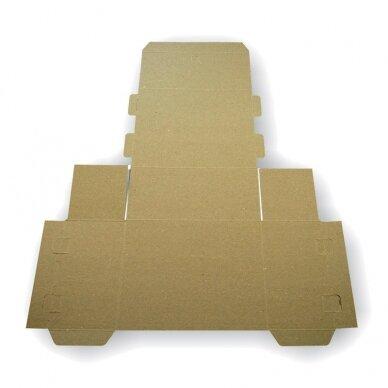 Archyvinė dėžė SMLT, 270 x 155 x 330 mm, kieta, sulankstoma 2