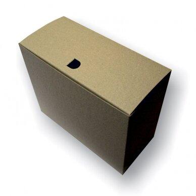 Archyvinė dėžė SMLT, 270 x 155 x 330 mm, kieta, sulankstoma