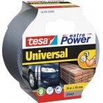 Audinio juosta TESA Extra Power Universal, 50mm x 10m, pilka