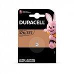 Baterija laikrodžiui DURACELL 377, 1vnt.