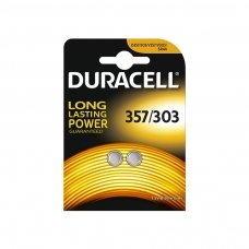 Baterijos DURACELL 303, 2vnt