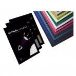 Dekoratyvinis popierius CURIOS METAL, ICE SILVER spalva , A4, 120 g/m2, 50 lapų
