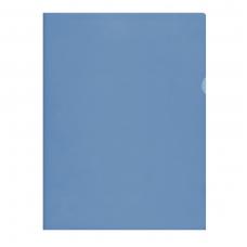 Dėklas dokumentams L forma A4, 115 mik., (pak. - 50 vnt.), įvairių spalvų