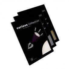 Dekoratyvinis popierius CURIOUS METALLICS GALVANIZED, A4, 120 g/m2