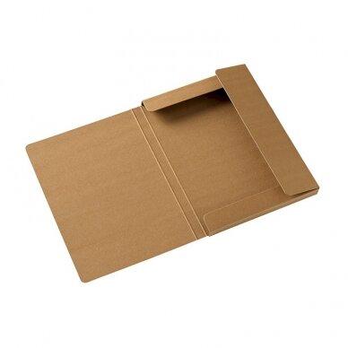 Dėklas - dėžutė MULTO KRAFT, A4, 20 mm, kartoninis 2