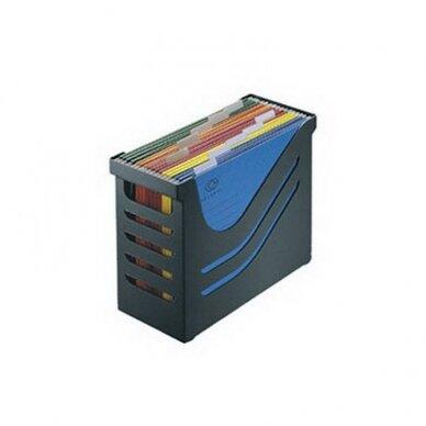 Dėžė kartotekoms JALEMA (su 5 kartotekom), A4