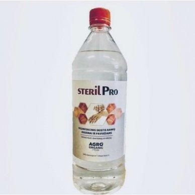 Dezinfekcinis skystis rankų higienai ir paviršiams SterilPro, 1l