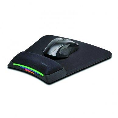 Ergonominis pelės kilimėlis KENSINGTON SmartFit 3
