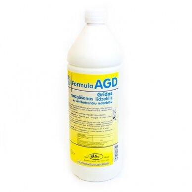 Grindų valiklis EWOL Professional Formula AGD, 1 L