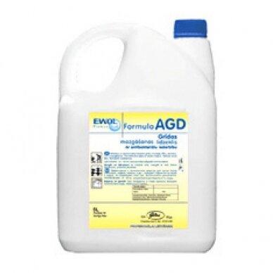 Grindų valiklis EWOL Professional Formula AGD, 5 L