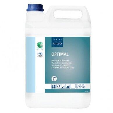Grindų valymo priemonė KIILTO Optimal, 5 L