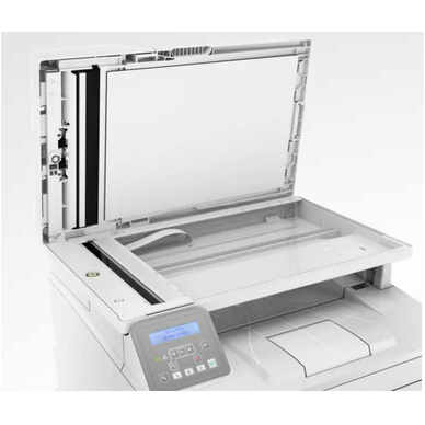 HP LaserJet Pro MFP M148fdw komplektas su kasetėmis 2