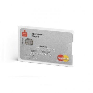 Įdėklas kortelėms DURABLE, su RFID apsauga (pak. - 3 vnt.) 3