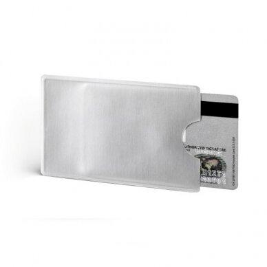 Įdėklas kortelėms DURABLE, su RFID apsauga (pak. - 3 vnt.) 4