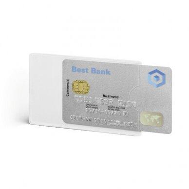 Įdėklas kortelėms DURABLE, su RFID apsauga (pak. - 3 vnt.) 5