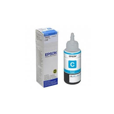 Ink Epson T6642 (C13T66424A) L100/200 CY 70ml OEM