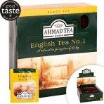 Juodoji arbata AHMAD Alu ENGLISH TEA N1, 100 x 2 g arbatos pakelių