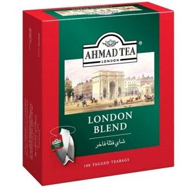 Juodoji arbata AHMAD CLASSIC BLACK, 100 arbatos pakelių x 2 g