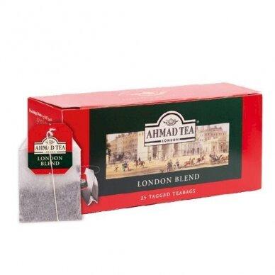 Juodoji arbata AHMAD CLASSIC BLACK, 25 arbatos pakelių x 2 g