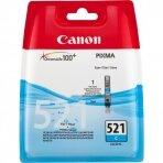 Kasetė Canon CLI-521C CY 505 psl. OEM