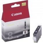Kasetė Canon CLI-8Bk BK 420 psl. OEM