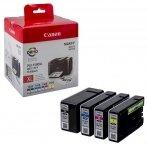 Kasetė Canon PGI-1500 XL B/C/M/Y (9182B004) OEM