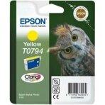 Kasetė Epson T0794 (C13T07944010) YL 975psl. OEM