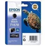 Kasetė Epson T1578 (C13T157840) mat. BK 25.9ml OEM