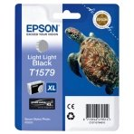 Kasetė Epson T1579 (C13T157940) l.l BK25.9ml OEM