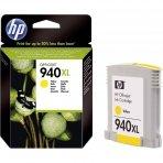 Kasetė HP No.940XL (C4909AE) YL 1400 psl. OEM