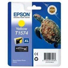Kasetė Epson T1574 (C13T15744010) YL 25,9ml OEM