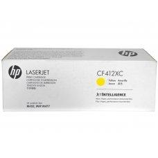 Kasetė HP No.410X (CF412XC) YL 5000psl OEM