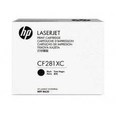 Kasetė HP No.81X (CF281XC) BK 25 000psl OEM