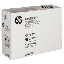 Kasetė HP No.87X (CF287XC) BK 18000psl OEM