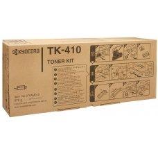 Kasetė Kyocera TK-410 BK 15K OEM
