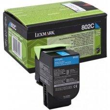 Kasetė Lexmark 80C20C0 CX310/CX510 CY 1K OEM