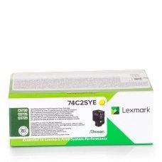 Kasetė Lexmark CS720 74C2SY0 YL 7K OEM