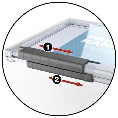 Kabinamas dėklas magnetinei kortelei DURABLE PUSHBOX DUO, 10 vnt./pak. 2