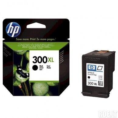 Kasetė HP No.300XL (CC641EE) BK 600 psl. OEM