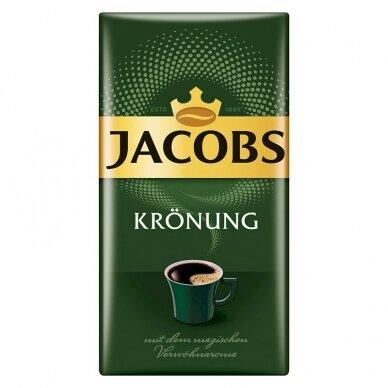 Kava JACOBS KRONUNG, malta, 500 g