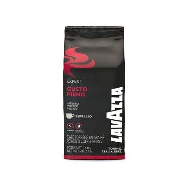 Kavos pupelės LAVAZZA Gusto Pieno, 1 kg