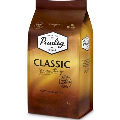 Kavos pupelės PAULIG CLASSIC