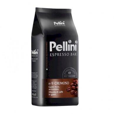 Kavos pupelės PELLINI Cremoso, 1 kg