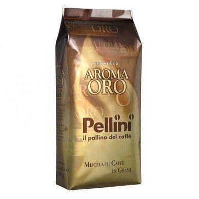 Kavos pupelės PELLINI Oro, 1 kg