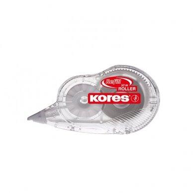 Koreguoklis KORES Refill Roller, 4,2 mm x 10 m
