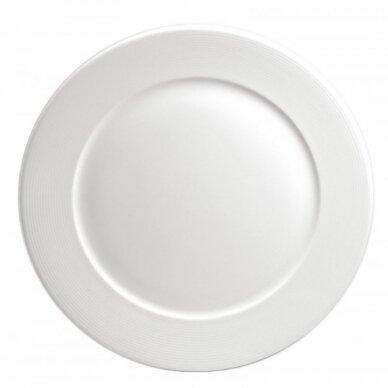 Lėkštė LEELA BARALEE Wish, 16 cm, balta sp.