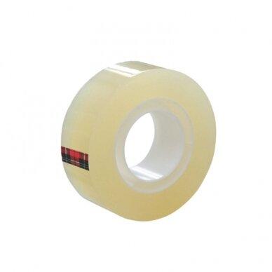 Lipni juostelė SCOTCH 550, 15 mm x 33 m