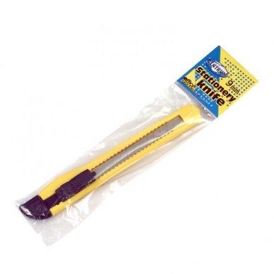 Maketavimo peilis CENTRUM, 9mm