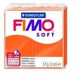 Modelinas FIMO SOFT, 57 g, oranžinė sp.